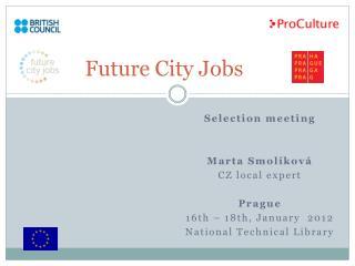 Future City Jobs