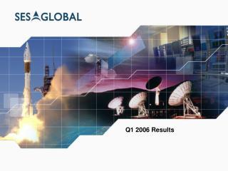 Q1 2006 Results