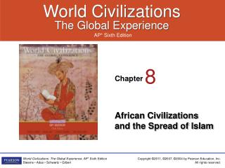 African Civilizations and the Spread of Islam