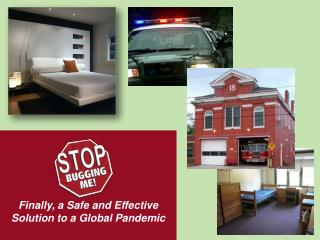 Finally, a Safe and Effective Solution to a Global Pandemic