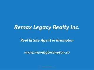 Real Estate Agent in Brampton