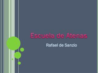 Rafael de Sanzio