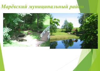 Марёвский муниципальный район
