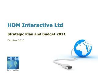 HDM Interactive Ltd