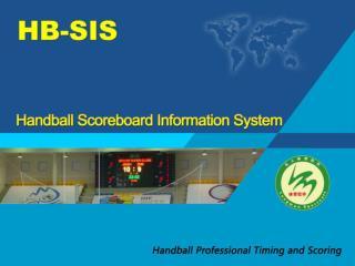 Handball Scoreboard Information System