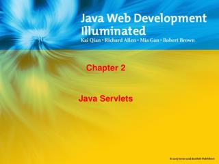 Chapter 2  Java Servlets