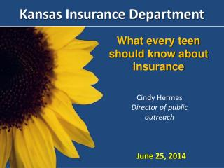 What every teen should know about insurance