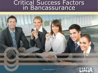 Critical Success Factors in Bancassurance