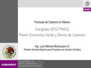 Finanzas de Carbono en M�xico