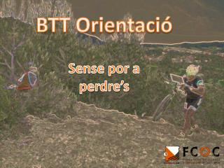 BTT Orientació