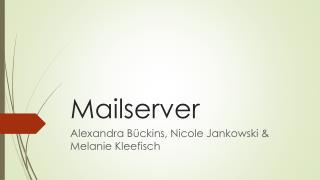 Mailserver