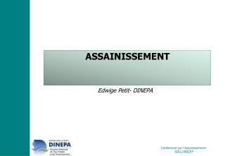 ASSAINISSEMENT