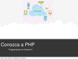 Conozca a PHP
