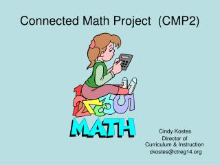 Connected Math Project  (CMP2)