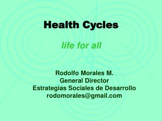 Health Cycles