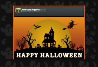 Halloween Day - Special Offers at PackagingSuppliesByMail