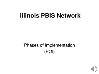 Illinois PBIS Network