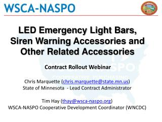 LED Emergency Light Bars, Siren Warning  Accessories  and Other Related Accessories