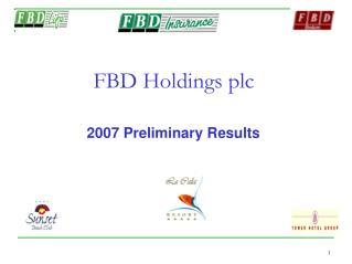 FBD Holdings plc