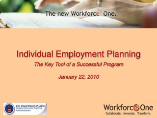 Individual Employment Planning