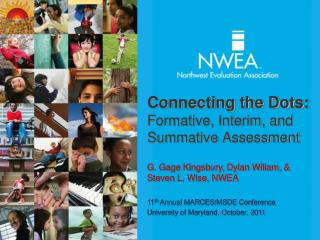 Connecting the Dots: Formative, Interim, and Summative Assessment