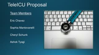 TeleICU Proposal