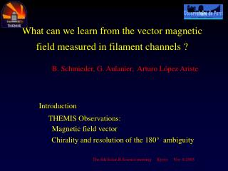 What can we learn from the vector magnetic field measured in filament channels ?