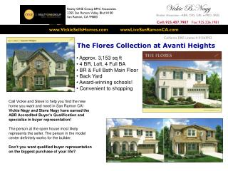 The Flores Collection at Avanti Heights