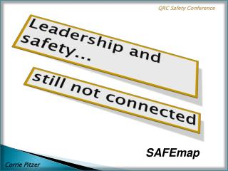 Leadership and safety...