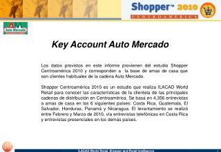 Key Account Auto Mercado