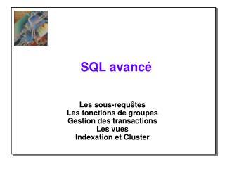 SQL avancé