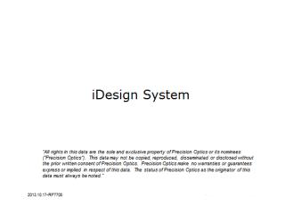 Optical Express iDesign System Treatments to Date