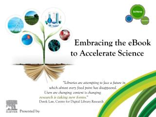 Embracing the eBook to Accelerate Science