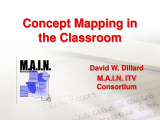 Concept Mapping in the Classroom