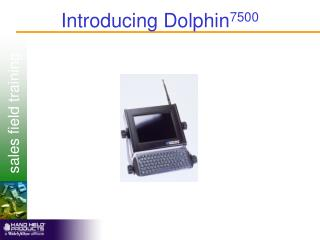 Introducing Dolphin 7500
