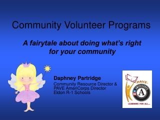 Community Volunteer Programs