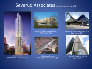 Severud Associates  Consulting Engineers PC