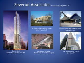 Severud Associates  Consulting Engineers PC