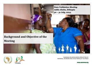 Data Validation Meeting Addis Ababa, Ethiopia 30 � 31 July, 2014.