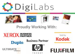 Proudly Working With: