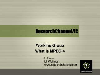ResearchChannel/I2