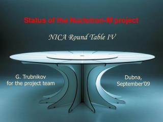 Dubna,  September'09