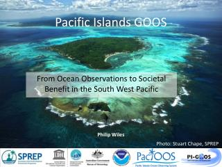 Pacific Islands GOOS