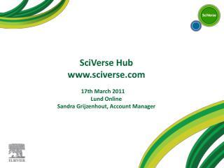 SciVerse Hub sciverse