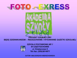 FOTO - EXRESS