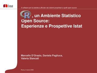Marcello D'Orazio, Daniela Pagliuca,  Valeria Stancati