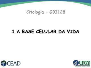Citologia – GBI128