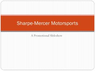 Sharpe-Mercer Motorsports