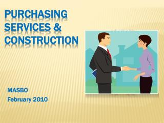 Purchasing Services  Construction