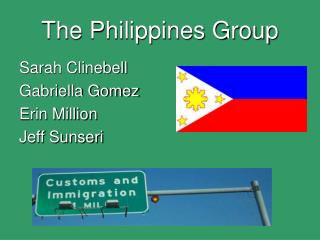 The Philippines Group